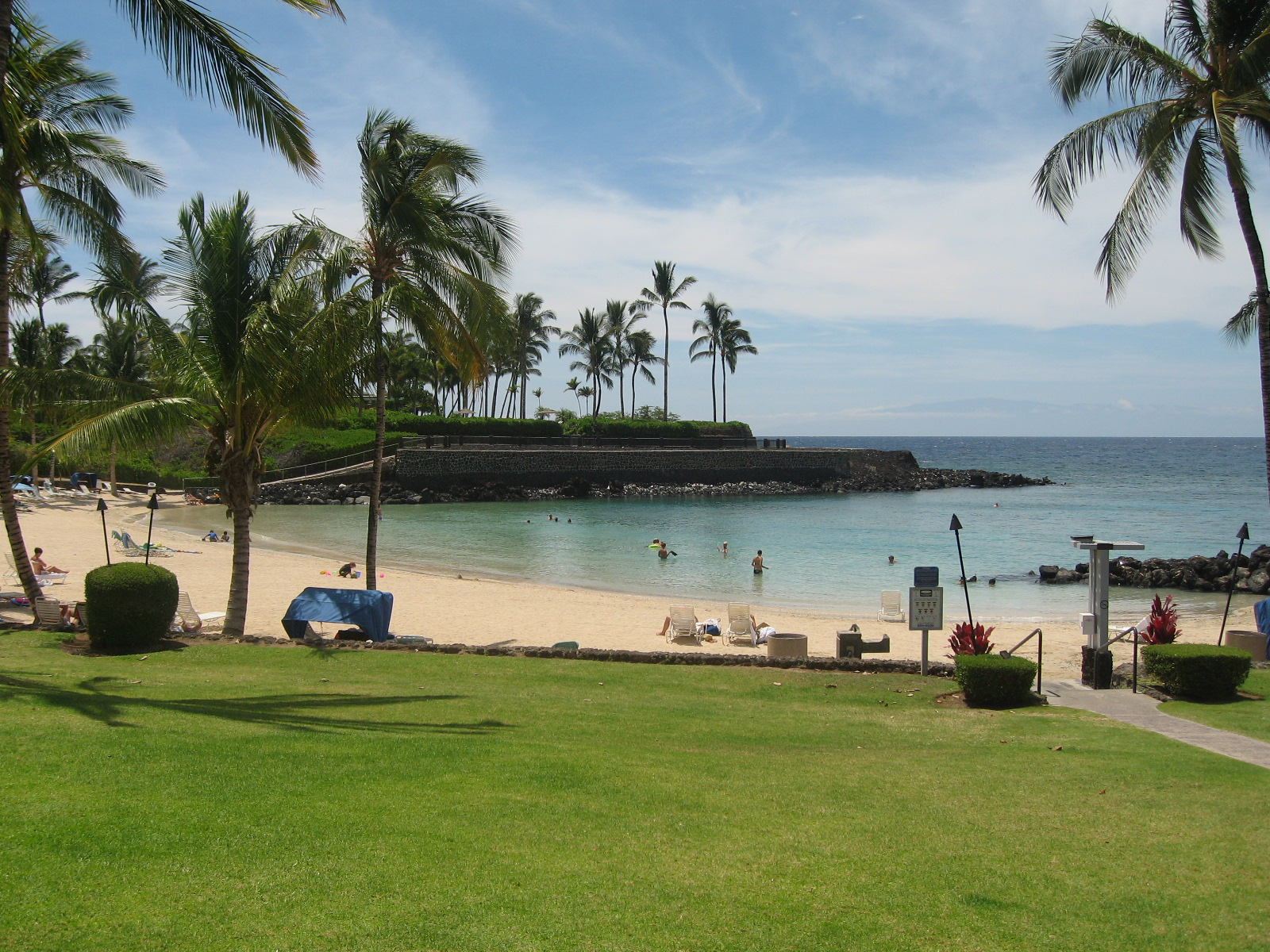 Fairmont Orchid Beach Club
